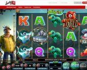 Machine à sous The Angler de Betsoft disponible sur Lucky31 Casino
