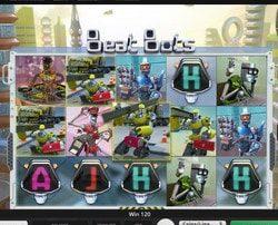 Beat Bots - Rizk Casino