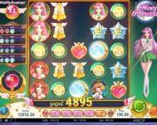 Machine a sous Moon Princess de Play'n GO