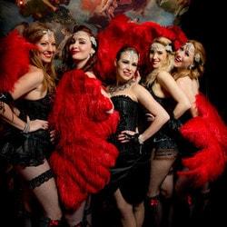 Roulette et Cabaret en direct du Casino International Hilton de Batumi