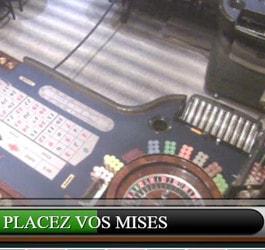 Roulette en direct du Fitzwilliam Casino via le logiciel Lyvegame