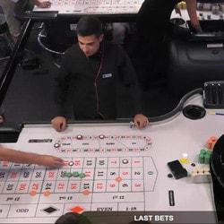 Vidéo de la roulette en direct du Portomaso Casino