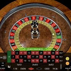 Auto Roulette Live 30s : Roulette électronique en ligne Authentic Gaming