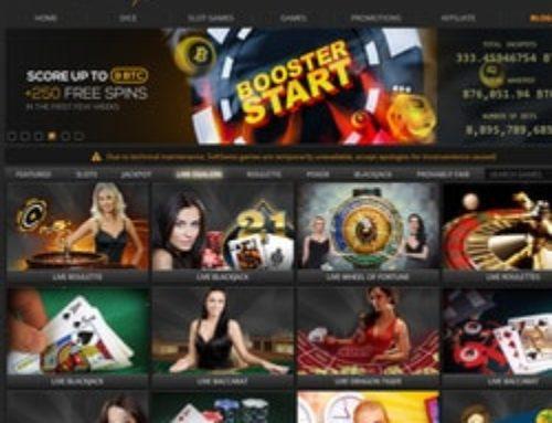 Croupiers en Direct intègre le live casino bitcoin FortuneJack