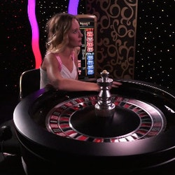 Roulette Immersive accessible sur FortuneJack