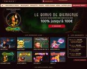 Tropezia Palace, meilleur casino en ligne pour machines a sous