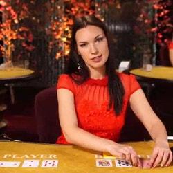 Baccarat en ligne sur Magical Spin Casino