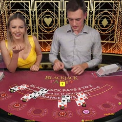 Blackjack sur Magical Spin Casino