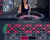 Live Roulette Betconstruct sur Magical Spin Casino