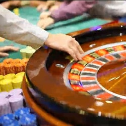 Roulette en live du Grand Casino Bucarest