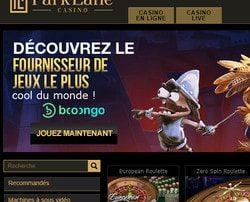 Parklane Casino et les tables en live LuckyStreak