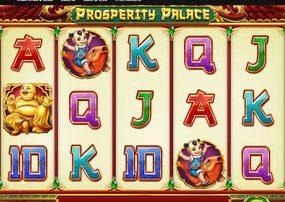 Machine à sous Prosperity Palace intègre Casino Extra