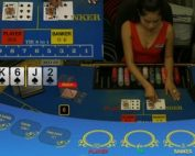 Baccarat en direct du Queenco Casino sur Dublinbet