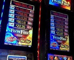 Jackpot progressif au Seminole Hard Rock Casino Hollywood de Floride