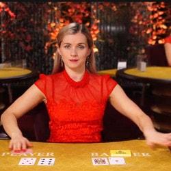 Baccarat Squeeze sur mBit Casino