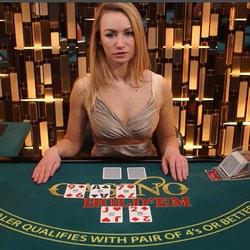 Casino Holdem sur mBit casino