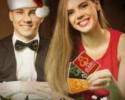Promo Carte Chance de Noël sur Dublin Blackjack de Casino Extra