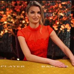 Live Baccarat En Direct de Mbit Casino