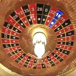 Le Casino du Liban entre au Guinness Book avec sa roulette