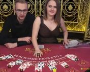 Blackjack en ligne avec croupiers en direct en pleine expansion