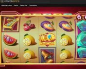 La machine à sous Deco Diamonds disponible sur Casino Extra