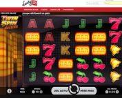 Machine à sous Twin Spin Deluxe de NetEnt sur Lucky31 Casino