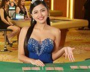 Table de baccarat en ligne Asia Gaming sur Bitstarz