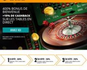 Casino Superlines intègre Croupiers en Direct avec son bonus cashback