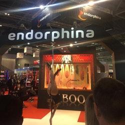 Le logiciel Endorphina crée la polémique en Grande-Bretagne lors du ICE 2018