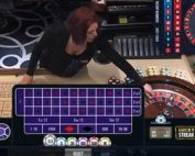 Roulette LuckyStreak en direct d'un vrai casino terrestre