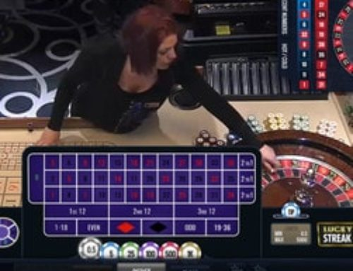 Tables en live LuckyStreak sur Magical Spin Casino