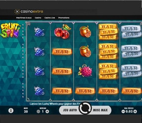 casino extra machines a sous gratuites
