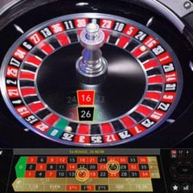 Double Ball Roulette d'Evolution Gaming : 2 billes pour optimiser ses chances de gagner !