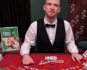 Lucky Blackjack, nouvelle table de blackjack en ligne Evolution Gaming