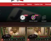 Evolution Salon Prive pour joueurs VIP sur Lucky31 Casino
