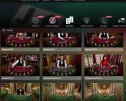Jouer au Blackjack Salon Privé sur Casino Extra avec espace de jeux dédiés