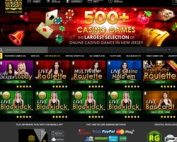 Roulette en ligne Ezugi en direct du Golden Nugget Casino