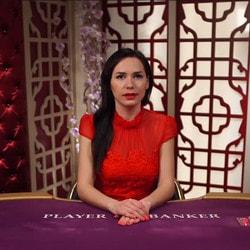 Live Baccarat sur Azur Casino
