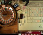 Roulette en live 360 du logiciel Ezugi