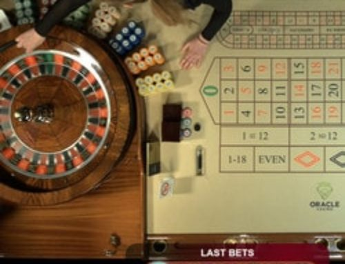 Roulette 360 : nouvelle live roulette Ezugi en direct d'Oracle Casino