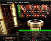 Lightning Roulette : le nouveau concept de live roulette Evolution Gaming