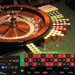 Roulette Casino Saint Vincent
