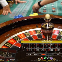 Roulette Grand Casino Bucarest