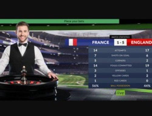 Live Sports Roulette : Netent Live se met à l'heure du Mondial 2018