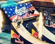 Machine a sous Nitro Circus en partenariat avec Yggdrasil Gaming
