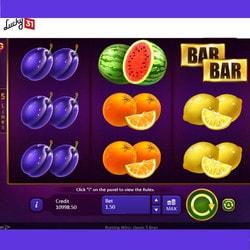 Jouez gratuitement sur la machine à sous Burning Wins sur Lucky31