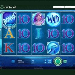 Jouez gratuitement sur la machine à sous God Of Wild Sea sur Dublinbet