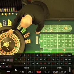 Live Roulette du Royal Casino Aarhus disponible sur Lucky31 Casino