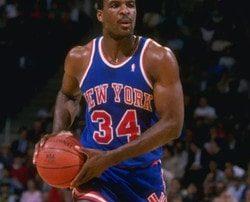 Charles Oakley au New York Knicks loin du Cosmopolitan Casino