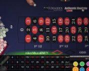Promotion speciale sur Lucky31 casino sur la roulette en live du Foxwoods Resort Casino